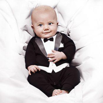 pyjama smoking bébé