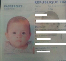 Réussir les photos d'identité de bébé